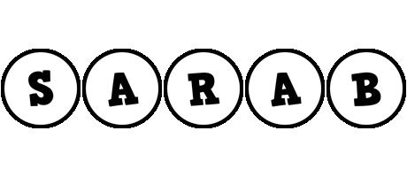 Sarab handy logo