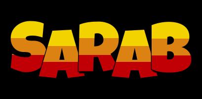 Sarab jungle logo