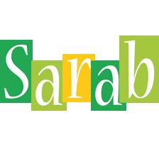Sarab lemonade logo