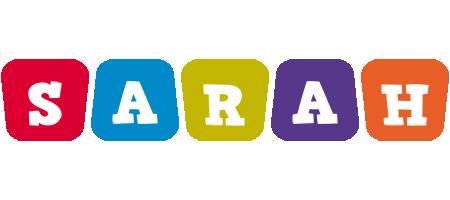 Sarah daycare logo