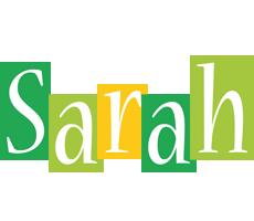 Sarah lemonade logo