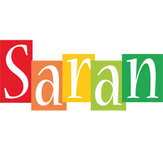Saran colors logo