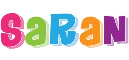 Saran friday logo