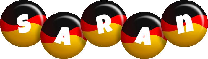 Saran german logo