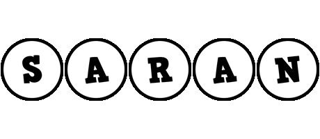 Saran handy logo