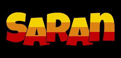 Saran jungle logo