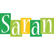 Saran lemonade logo