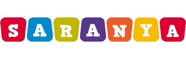 Saranya daycare logo