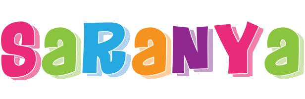 Saranya friday logo