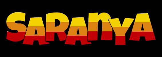 Saranya jungle logo