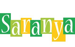 Saranya lemonade logo