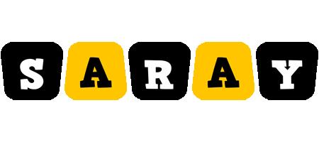 Saray boots logo