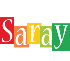 Saray colors logo