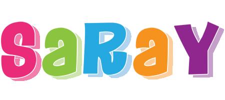 Saray friday logo