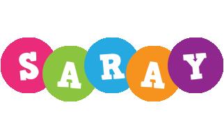 Saray friends logo