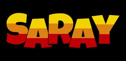 Saray jungle logo
