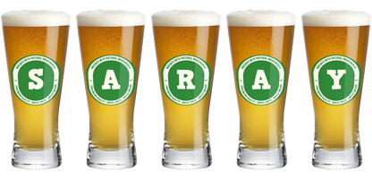Saray lager logo