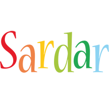 Sardar birthday logo