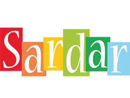 Sardar colors logo