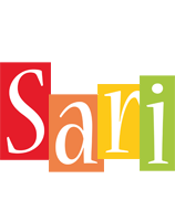 Sari colors logo