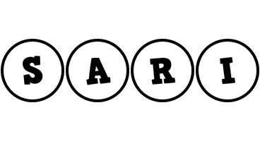 Sari handy logo