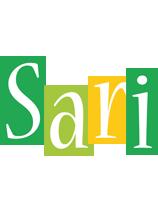 Sari lemonade logo