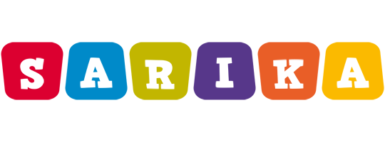 Sarika kiddo logo