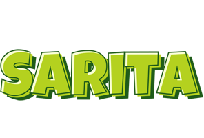Sarita summer logo