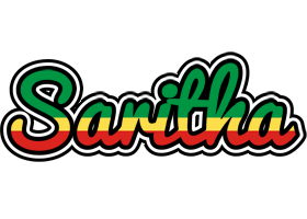 Saritha african logo