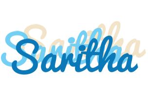Saritha breeze logo