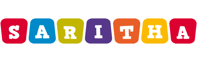 Saritha daycare logo