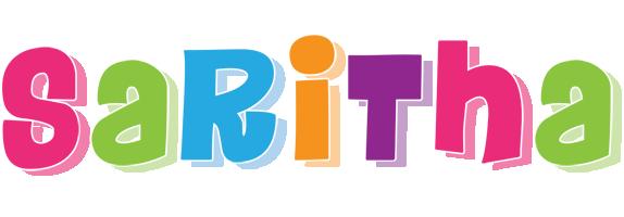 Saritha friday logo