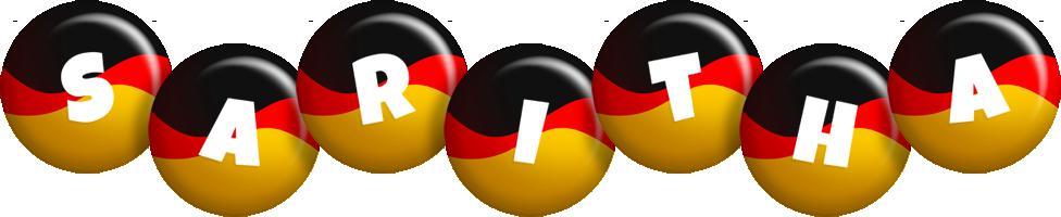 Saritha german logo
