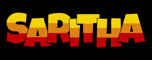 Saritha jungle logo