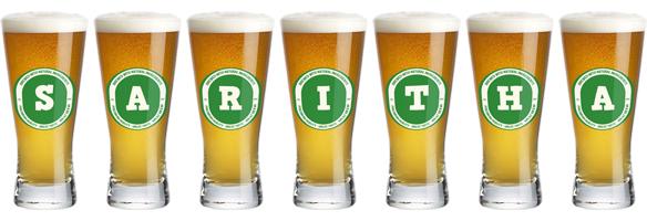 Saritha lager logo