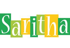Saritha lemonade logo
