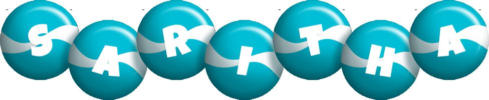 Saritha messi logo
