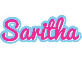 Saritha popstar logo