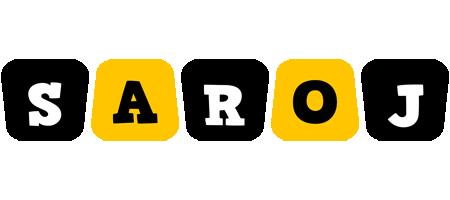 Saroj boots logo