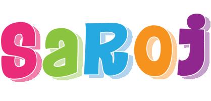 Saroj friday logo