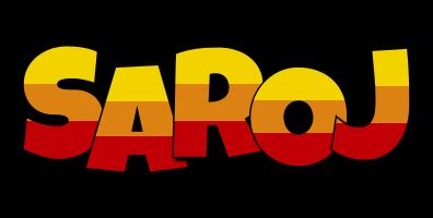 Saroj jungle logo