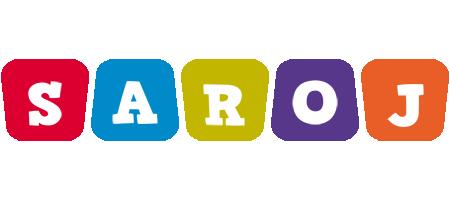 Saroj kiddo logo