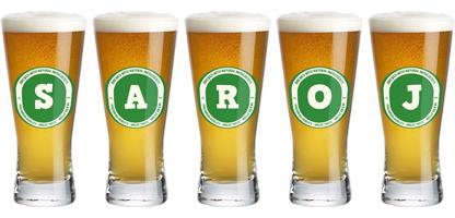 Saroj lager logo