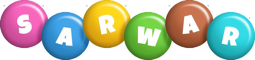 Sarwar candy logo