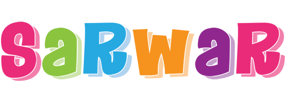 Sarwar friday logo