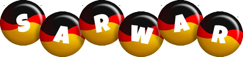 Sarwar german logo