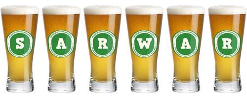 Sarwar lager logo