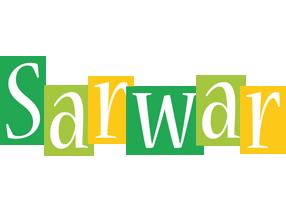 Sarwar lemonade logo