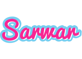 Sarwar popstar logo