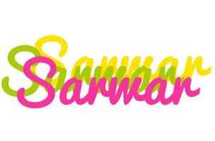 Sarwar sweets logo
